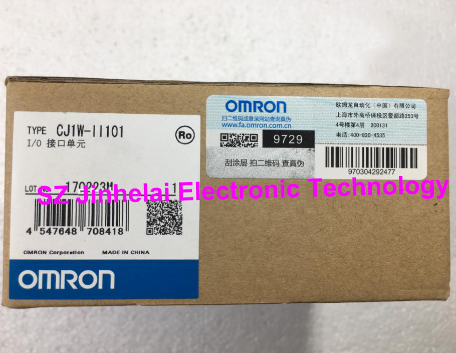 100% New and original CJ1W-II101 OMRON I/O interface unit 1pcs xc3s1600e 5fg484c xc3s1600efg484 ic fpga 376 i o 484fbga bga in stock 100%new and original