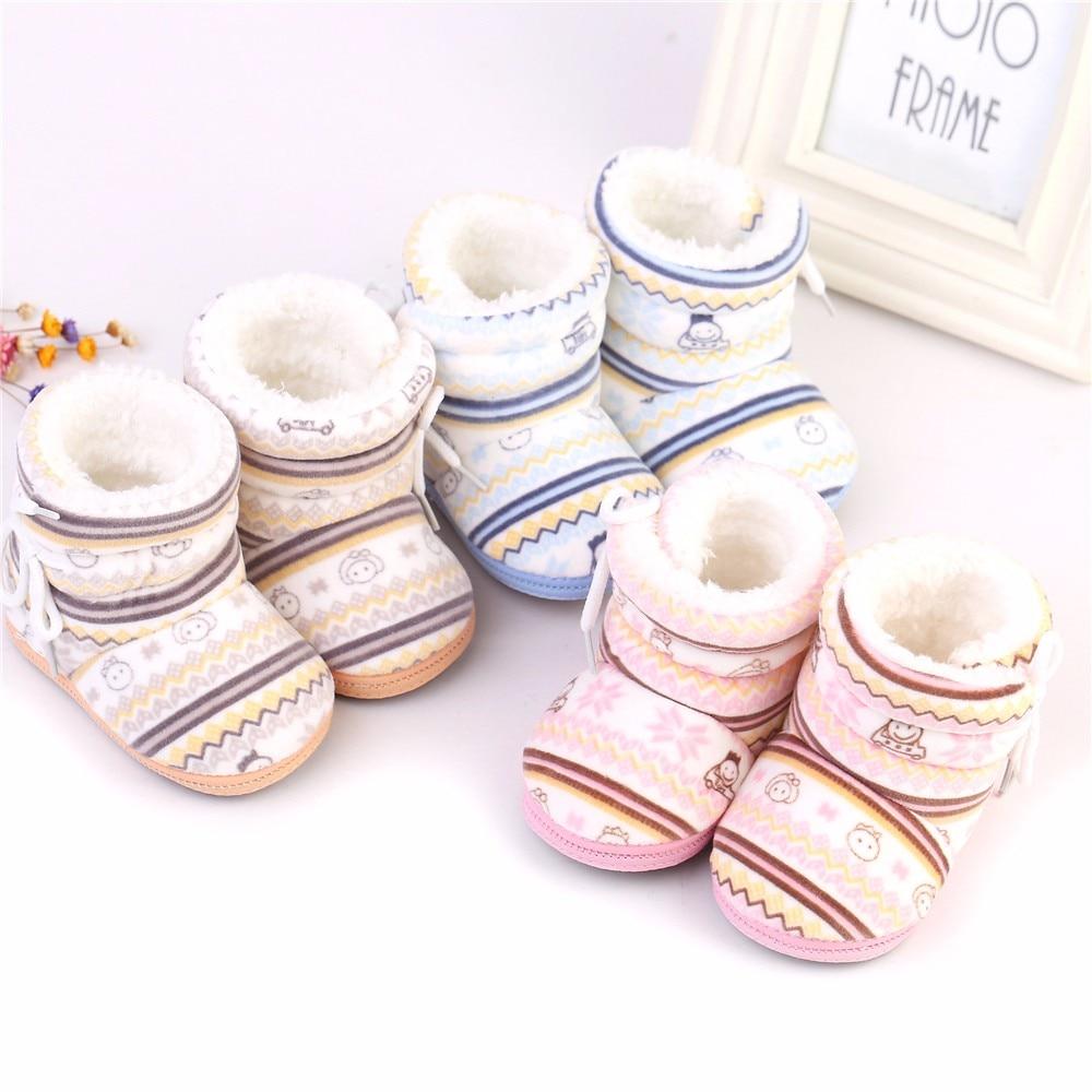 обувь для новорожденных девочек и мальчиков зимняя обувь фото