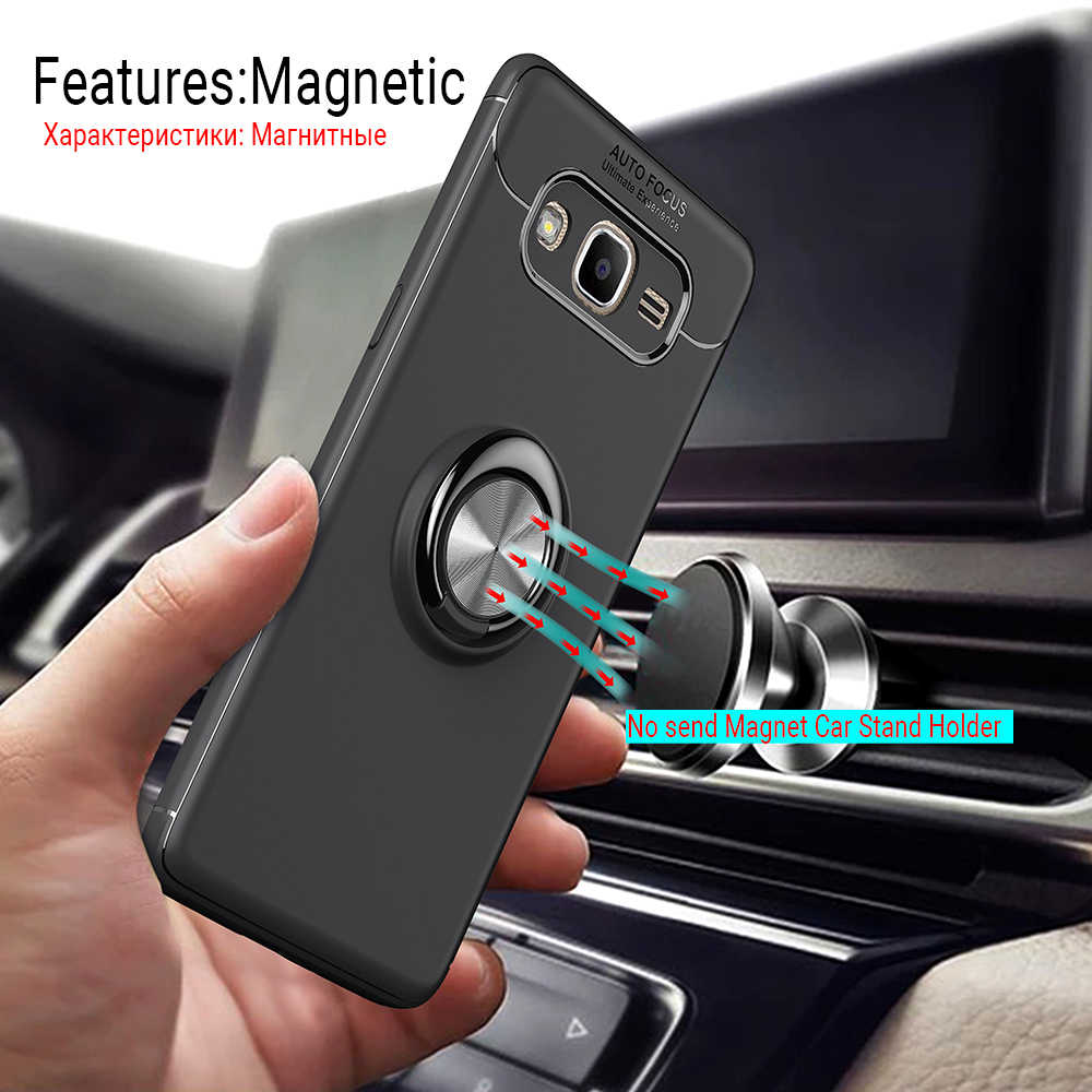 Axbety j730 car Phone Stand case For Samsung Galaxy J7 J530 J330 2017 /J2  j5 j7 Prime Cover 360 rotation Ring Hide Holder Cover