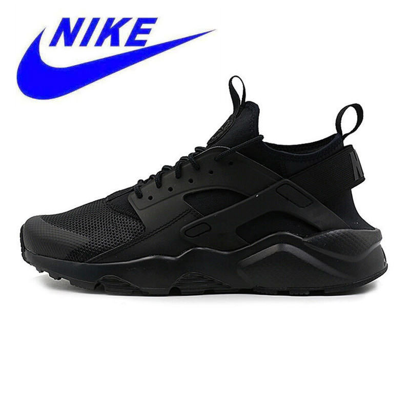 62cf0b7669c9e Official Original NIKE New Arrival AIR HUARACHE RUN ULTRA Men s Breathable  Running Shoes Sneakers Trainers