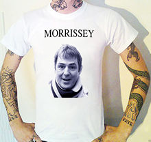 NEIL MORRISSEY Tribute T-Shirt.  Funny Print Clothing Hip-Tope Mans ops Tees Fashion T-Shirts Summer Straight 100% Cotton floral skull women t shirt s 3xl newstreetwear funny print clothing hip tope mans t shirt tops tees hot sale men t shirt fashion