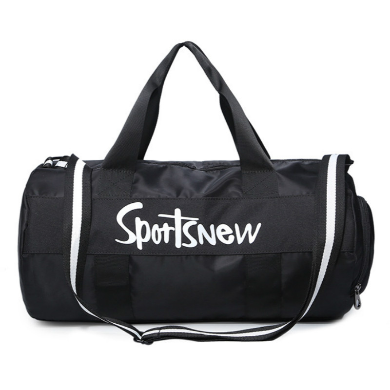 Men Waterproof Duffle Bag Independent Shoes Pocket Multifunctional Trekking Crossbody Handbag Durable Sling Shoulder Travel Bags