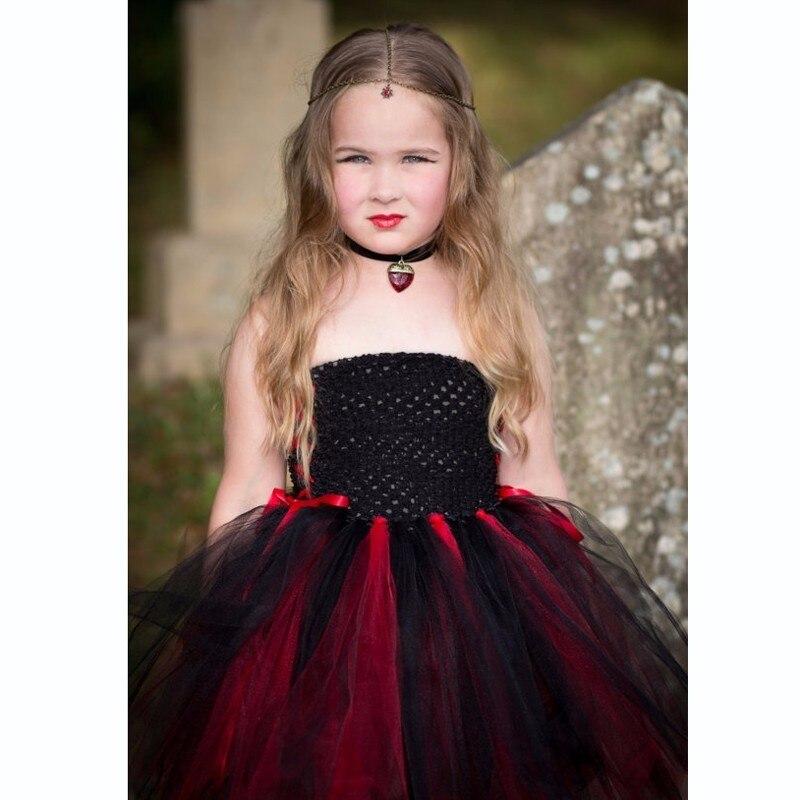 Assez Moeble Effrayant Monstre Filles Halloween Party Robe Enfants  MF52