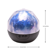 Star Night Light Universe Projection Lamp