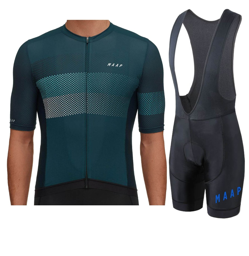 2019 cool TOP QUALITY Short sleeve cycling jersey and bib shorts Pro team race fit bicycle kit set 4D gel pad with Italy leg