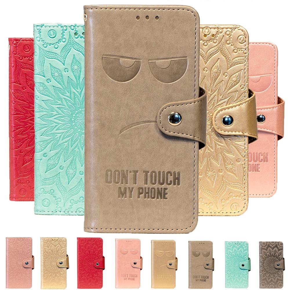 Phone-Case Coque Etui Sunny Wiko Harry 2-Flip For Y60 Wallet Capa 3D Mini 3-Plus