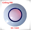 Wireless Dual PIR 360 Ceiling Mounting Detection Intrusion Works With Focus Series Alarm System
