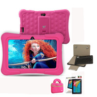 Dragon Touch Y88X Plus 7 Inch Kids Tablet Quad Core Android 5 1 Tablet Case Screen