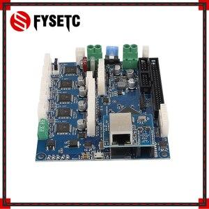 Image 3 - משובט דואט 2 Ethernet מתקדם 32 קצת אלקטרוניקה לוח דואט V1.04 מתן Ethernet קישוריות עבור D מדפסות CNC מכונות