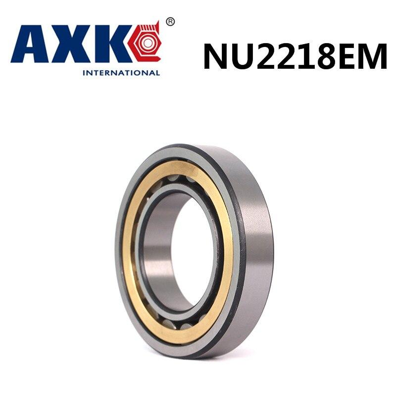 Axk Bearing Nu2218em Cylindrical Roller Bearing 90*160*40mm bearing 000506
