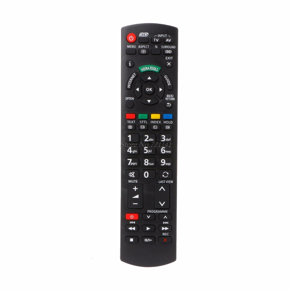 TV Remote Control Replacement N2QAYB000350 For Panasonic TV N2QAYB000753 EUR7628030 Electronics Stocks