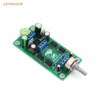 P7 SE MINI Dual 15V Preamp Finished Board Headphone Amplifier Board For 4xNE5532