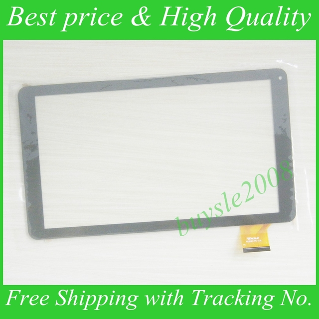 "For navon platinum 10 3g Tablet Capacitive Touch Screen 10.1"" inch PC Touch Panel Digitizer Glass MID Sensor Free Shipping"
