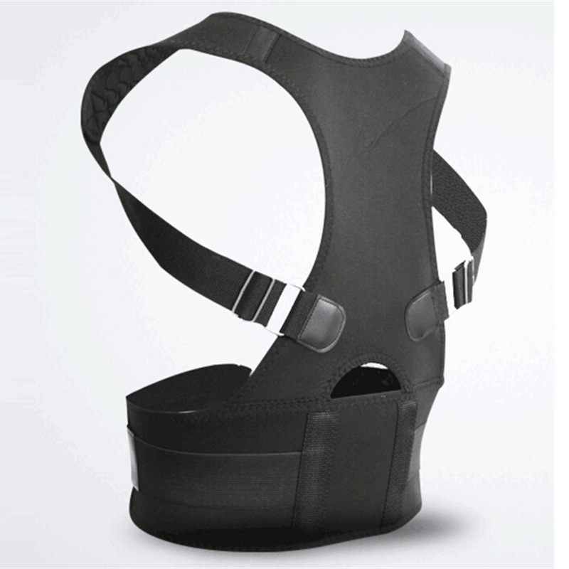 Adjustable Men Women Corrector Postural Lumbar Corset Brace Belts Posture Corrector Back Brace Lumbar Spine Support Belt Corsets