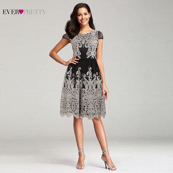 25b0081fb6bfc Vestidos de Renda Ucuz Altın Dantel Siyah Mezuniyet Elbiseleri Hiç Pretty  7587 Gerçek Görüntü Kısa Balo Elbise Vestido de Festa curto