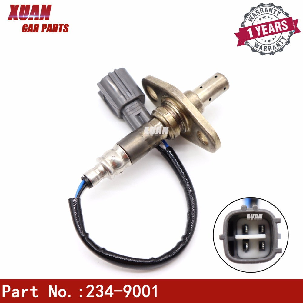 234-9001 Upstream O2 Oxygen Sensor For 2000 2002 2003 2004 Toyota Tundra 3.4L Sensors Air Intake & Fuel Delivery