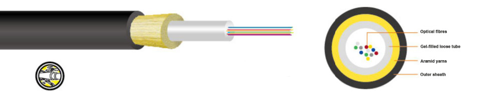 FirstFiber Air Blowing Fiber Cable (12 to 288 fibers), Duct and Air Blowing Machine-in Fiber Optic Equipments from Cellphones & Telecommunications