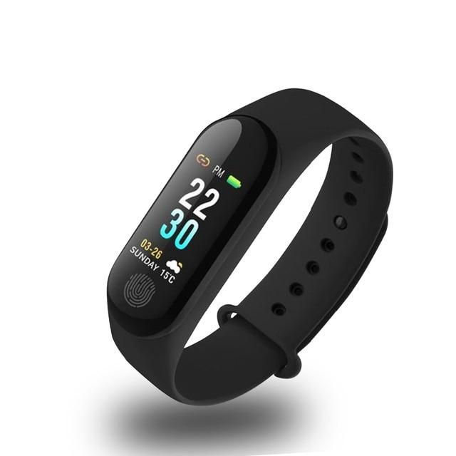 MUNITI Smart Bracelet Heart Rate Blood Pressure Mode