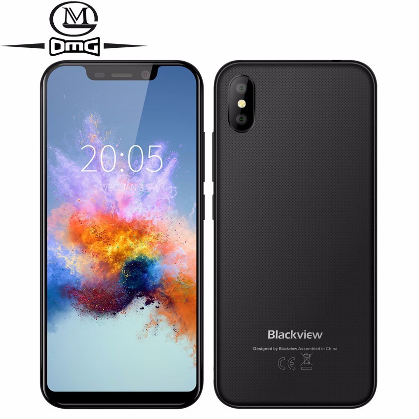 BLACKVIEW A30 smartphone Android 8.1 MTK6580A Quad core 5.5 19:9 display 2GB+16GB 8.0MP 3G cell phones unlocked mobile phoneBLACKVIEW A30 smartphone Android 8.1 MTK6580A Quad core 5.5 19:9 display 2GB+16GB 8.0MP 3G cell phones unlocked mobile phone