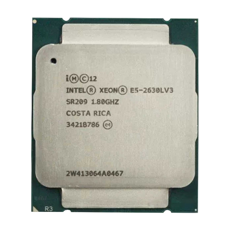 <font><b>Xeon</b></font> ES QEYX <font><b>E5</b></font> 2630LV3 CPU 8-core 1.8GHZ 20M LGA2011-3 processor <font><b>E5</b></font> V3 Engineering sample image