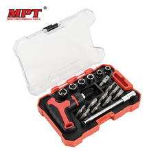 MPT 18PCS High quality Ratchet Wrench Screwdriver Handle Ratchet Wrench handle Screw Driver Repair Tools Kit Free Shipping