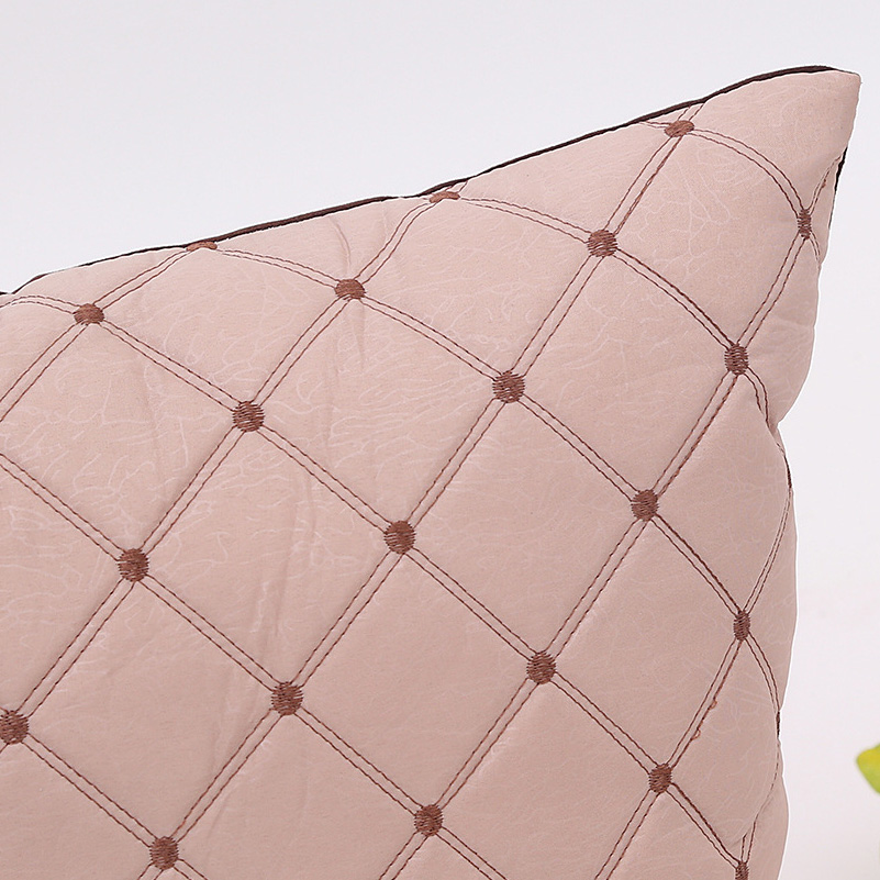 Ρετρό Vintage Lattice μαξιλάρι κάλυψη - Αρχική υφάσματα - Φωτογραφία 5