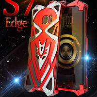 Simon For Samsung Galaxy S6 Edge S6 Edge Plus S7 Edge Phone Case Anti Knock Metal