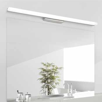 [DBF]Longer LED Mirror Light 0.39M-0.49M AC110V/220V Modern Cosmetic Acrylic Wall Mounted Wall lamp Bathroom Lighting Waterproof - DISCOUNT ITEM  39% OFF All Category