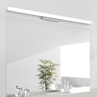 [DBF]Longer LED Mirror Light 0.39M-0.49M AC110V/220V Modern Cosmetic Acrylic Wall Mounted Wall lamp Bathroom Lighting Waterproof