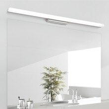 [DBF] ไฟ LED กระจกเงายาว 0.39M 0.49M AC110V/220V คริลิคโมเดิร์นติดผนังโคมไฟห้องน้ำกันน้ำ