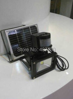 free shipping to Latin America solar induction led flood light 5W PIR led wall light for warehouses