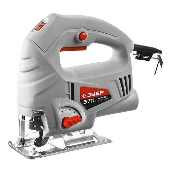 Jigsaw ZUBR electric L-570-65 grinding machines orbital zubr sosm 450 125
