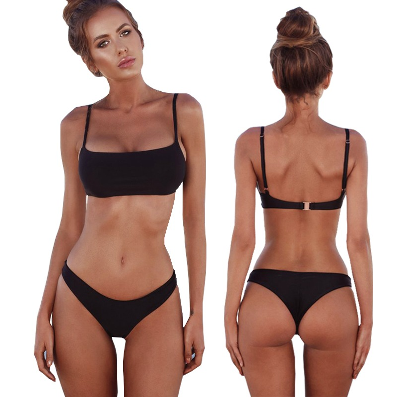 6080238b40 US $6.69. US $9.99. -33%. COSPOT Bikinis 2019 Woman Swimsuit Female Swimwear  Thong Bikini Swimming Suit ...
