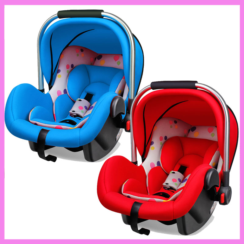 0-1 Years Portable Newborn Baby Sleeping Cradle Basket for Stroller Car Safety Seat Carrier Children Cradle Seating Chair 2017 new babyruler portable baby cradle newborn light music rocking chair kid game swing