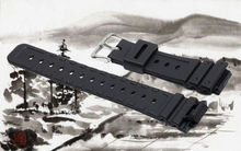 Waterproof Blcak watch Strap for Casio G-SHOCK GW-5000-1 / DW5600E / G-5600E / GWM5610 strap