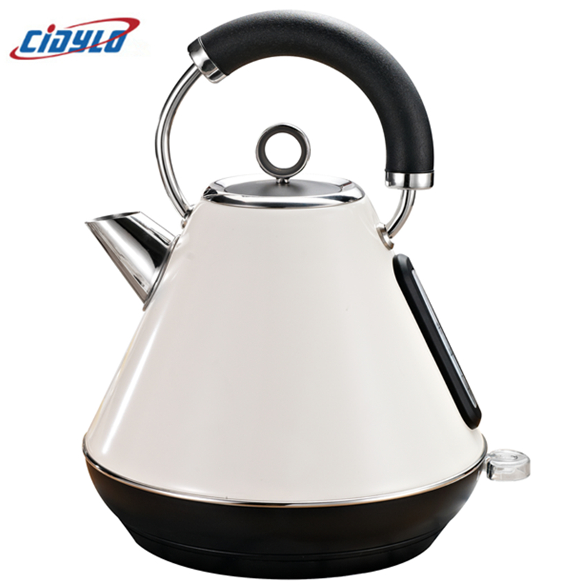 cidylo sldg 001 electric kettle 1.8L Automatic power off electric kettle 304 stainless steel kitchen electric kettle 220v