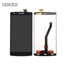 Для OnePlus 1 Oneplus1 A0001 ЖК-дисплей Дисплей Сенсорный экран мобильного телефона ЖК сборки Запчасти для авто емкостный Экран с Инструменты