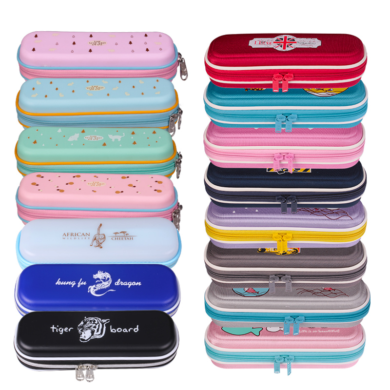 1pc Multifunction Creative Pencil Bag Children Student Gift Stationery Large Capacity Pen Pencil Case School Supplies animal cat pencil case big capacity pen bag boxes student school supplies multifunction stationery creative cute student gifts