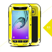 Original Love Mei Powerful Case For Samsung Galaxy A3100 A3 2016 Dustproof Waterproof Shockproof Aluminum Cases
