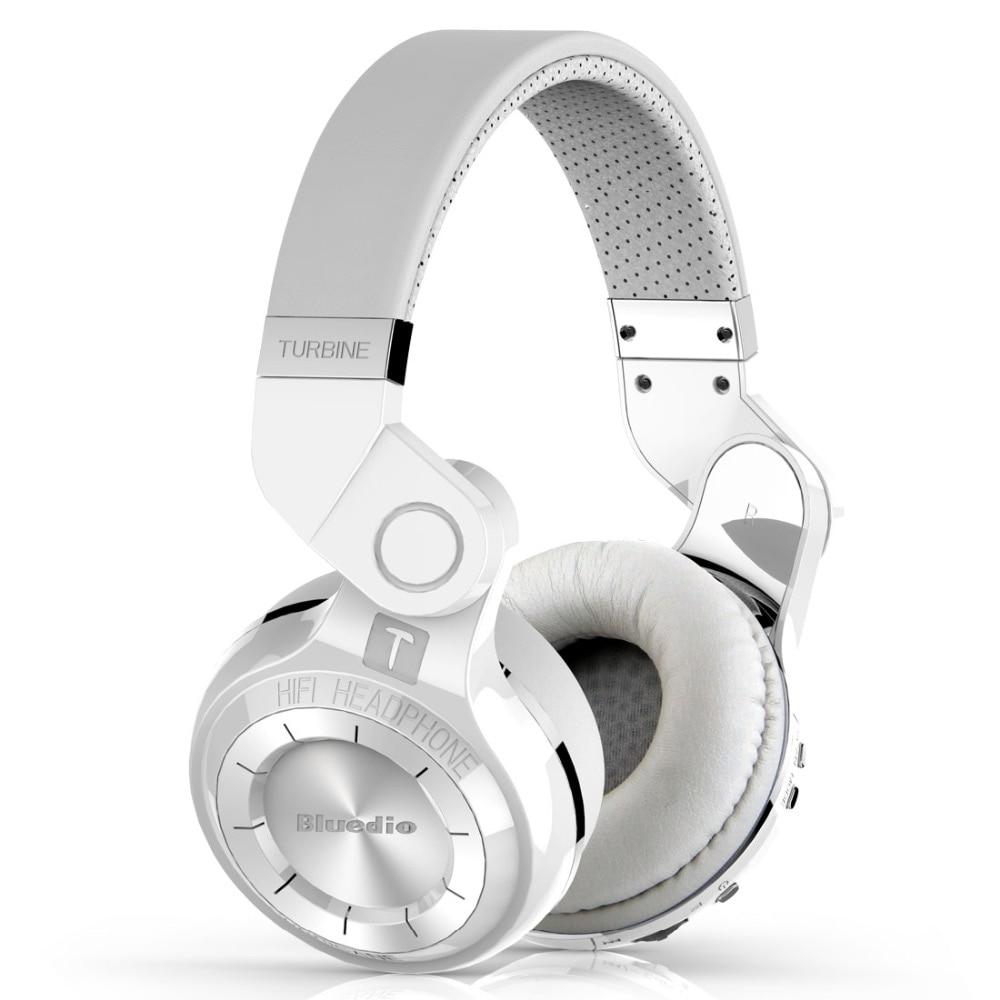 Bluedio T2 Bluetooth Stereo Headphone Wireless Folding Headphones Built-in Mic BT4.1 Powerful Bass Over-ear Headphones, цена и фото
