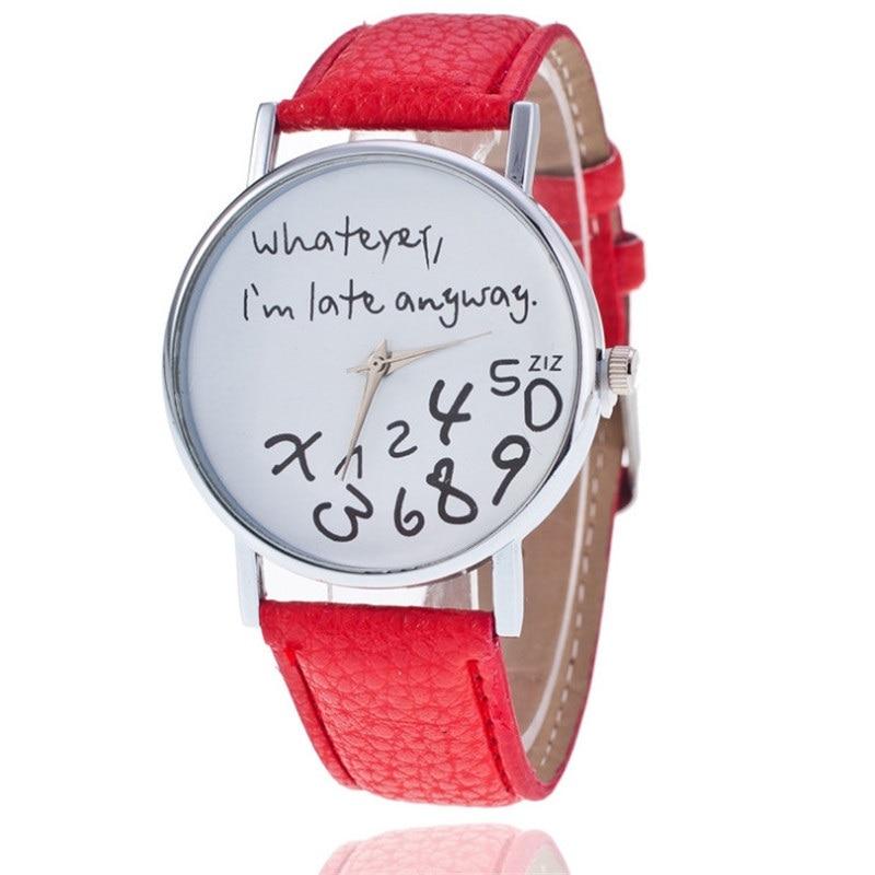 Fashion  Women Watches Pink Female  Dial Leather Quartz Wrist Watch Monter Femme 2019 Rhinestone Ladies Watch Womens Watches