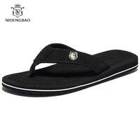 Merk Mannen slippers Zomer Strand Sandalen Slippers voor Mannen Flats Hoge Top antislip Schoenen Mannen Plus Size 48 49 50 sandalen Pantufa