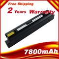 7800mAh 9CELL New laptop battery for Lenovo S9 S10 S10C S10e S12 L08C3B21 L08S6C21 L08S3B21,9 cells