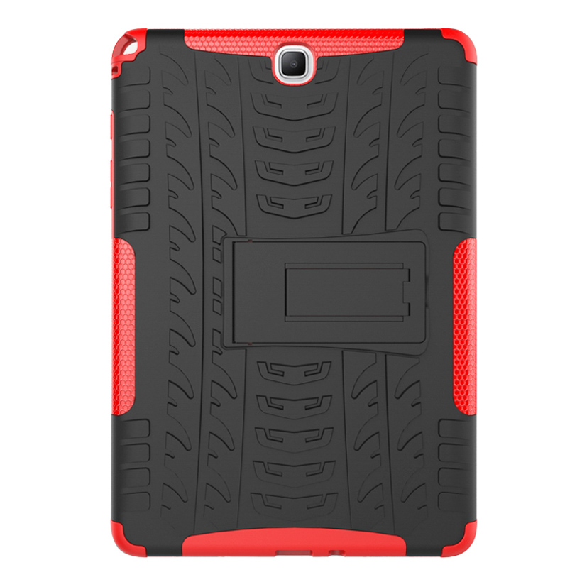 Tablets Case For Samsung Galaxy Tab A 9.7 Case Kickstand Back Tab Cover T550 T555 P550 P555 Cases Amor Heavy Duty Coque