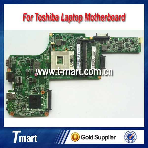 laptop motherboard for toshiba L730 A000095850 DA0BU4MB8E0 system mainboard fully tested