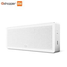 Freeshipping 100% Original Xiaomi Mi Bluetooth Lautsprecherbox Tragbare Wirelee Platz Resonanzkörper Lautsprecher für Smartphone PC Computer