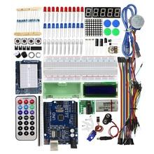 Smart Electronics UNO R3 Basic Starter Learning Kit Upgrade Version for arduino Diy Kit
