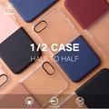 Casos de telefone para o iphone 7 plus caso baseus para iphone 7 case capa dupla material & estilo durável escudo protetor pacote de varejo