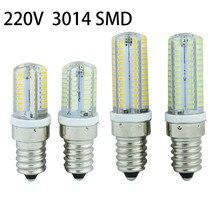 9 Вт, 12 Вт, 15 Вт, E14 светодиодный SMD3014 64 96 Светодиодный S 220V 240V e 14 Точечный светильник светодиодный светильник вниз светильник светодиодный лампы теплый/холодный белый