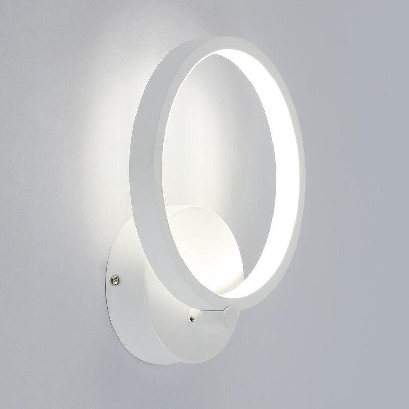 20 cm 12 W llevados Modernos luces del aplique de pared para el